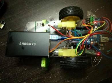 Projek elektronik