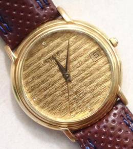 Jam Swiss Raymond Weil gold Watch