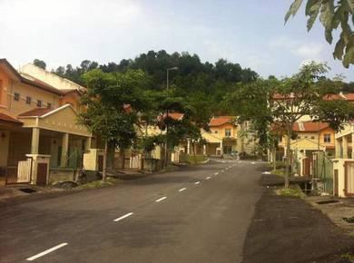 Taman Ukay bistari, Ampang, Kemensah, Terrace House