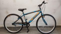 New Great cycle 26er bicycle single speed mtb blue