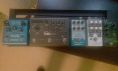 Guitar effects for sale