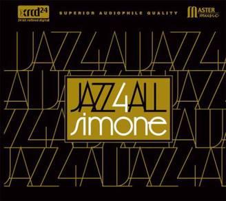 Jazz 4 All Simone XRCD24