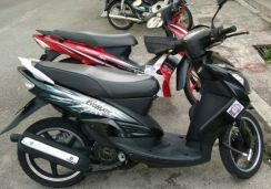 Scooter Nimota Evomatic 125cc ( still new )