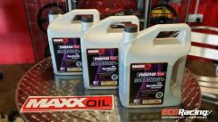 MaxxOil Semi Synthetic 10W40 API SN Engine Oil