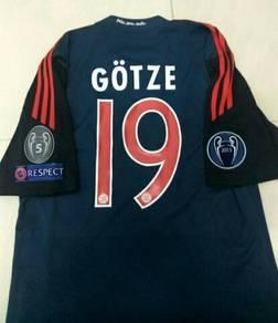 Original Bayern Munich Gotze jersey jersi
