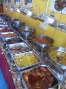 Restauran di larkin perdana, Johor Bahru . Johor