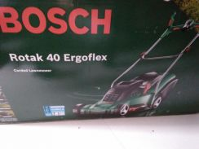 Mesin rumput Bosch