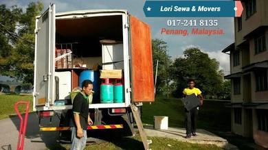 Lori Sewa Transport Movers Penang 1 3 5 Tan Pindah