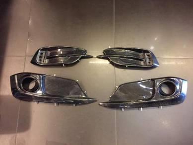 Honda Civic FC Carbon Fiber Fog Lamp Cover