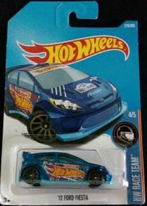 Hotwheels 12 Ford Fiesta