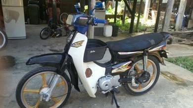 Motorsikal ex5