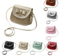 Ribbon Ladies Fashion Small Sling Bag