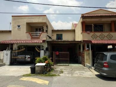 Ampang Kg Tasik Tambahan 2 Storey House