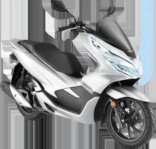 New Honda PCX 150 Fast approval