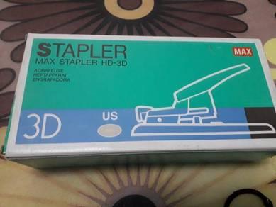 Stapler MAX HD-3D