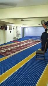 PROMOSI,Wallpaper,Vinyl Flooring dan Carpet Ofis