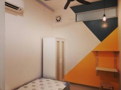 Twin Galaxy Private Room FULLY 6mins daily SHUTTLE BUS TO CIQ