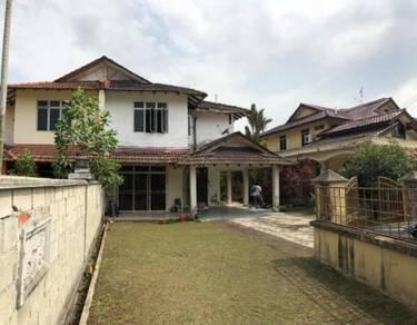 Taman Bukit Kempas 2 Storey Semi D (Full Loan + Lawyer Fee + Cash Out)