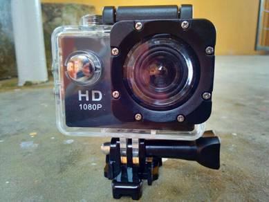 Action camera (no wifi)