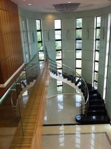 3 & half storey bungalow tropicana golf & countary resort pj for sale