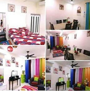 Hamra Homestay Depan Bukit Gambang Resort City