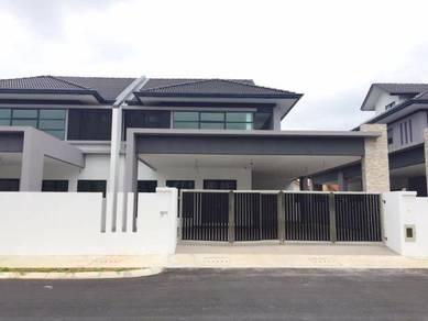 NEW Nice 21/2 Storey SemiD at Bdc, Stutong, Kuching