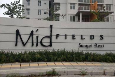 Midfield condominium, sg besi kuchai lama