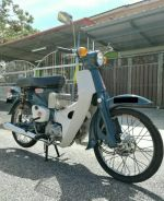 Honda C65 C70 Rare Antique Antik Vintage