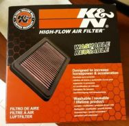 K&N; Air Filters for LC135