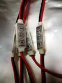 Led strip light controller