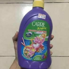 Carrie junior baby wash murah