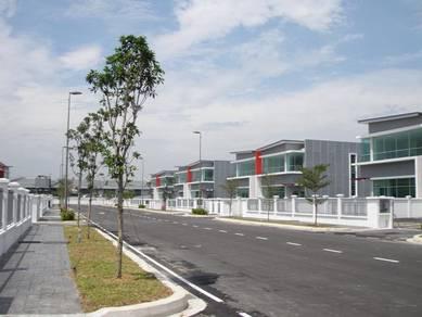 2sty Semi D Factory Surian Industrial Park, Kota Damansara