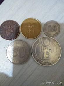 Syiling lama.
