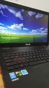 Asus ROG G551JM i7 8GB ram TERBAIK