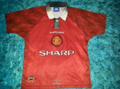 Vintage Manchester United Home Jersey 1996 / 1998