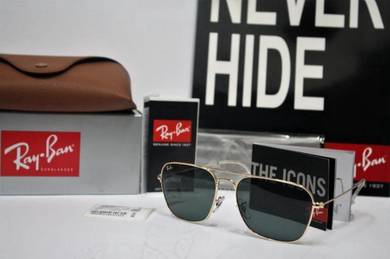 Authentic Ray Ban Caravan RB3136 001 58 Large