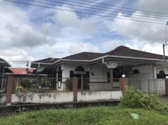 100% LON ,Matang Jaya Dekat Court Mammoth Single Storey Semi D