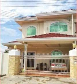 Double Storey Semi-D house for SALE, Miri