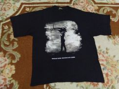 DEPECHE MODE BAND t shirt 1993 walking in my shoes