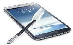 Samsung Note2 Grey/White