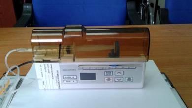 Portable syringe pump (untuk pesakit thalasemia)