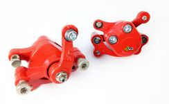Pocket bike 49cc brake caliper