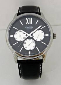 CASIO Enticer Men Multifunction Watch MTP-E312L-1B