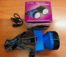 Rechargeable High Power LED Headlamp Headlight Y