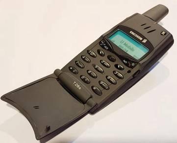 Original Rare Ericsson T28 T28S Classic Collection