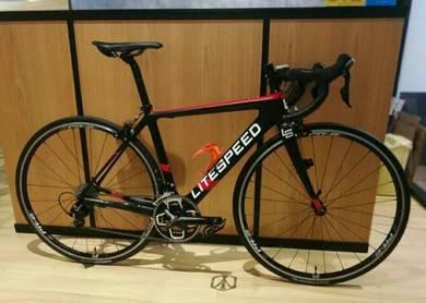 Carbon Road Bike LiteSpeed USA