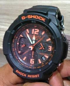 Gshock g-shock gw3000b macam baru