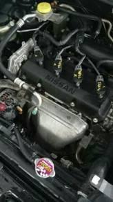 Nissan Xtrail 2.5 QR2 Engine