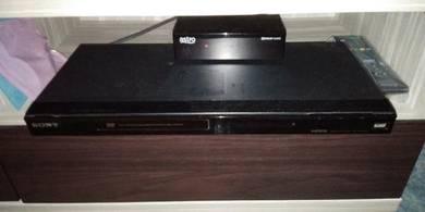 Sony DVD player hdmi