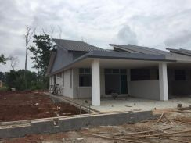 Single Storey - Terrace House Pandan Indah lll, Jln Airport, Taman Tas